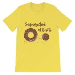 Donuts Separated at Birth