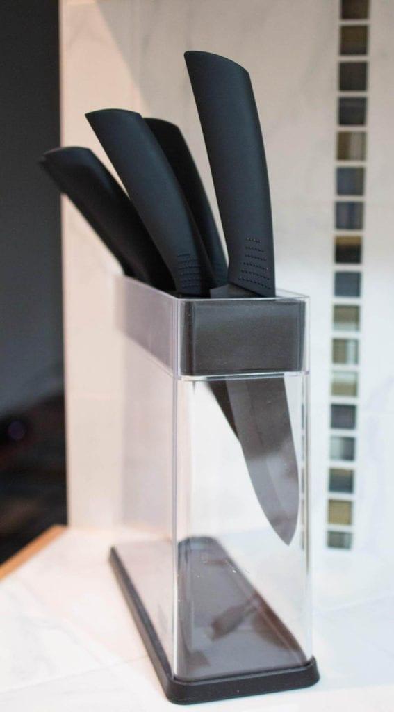 Ceramic Knife Holder