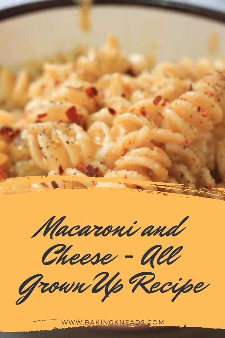 Macaroni and Cheese - All Grown Up Recipe