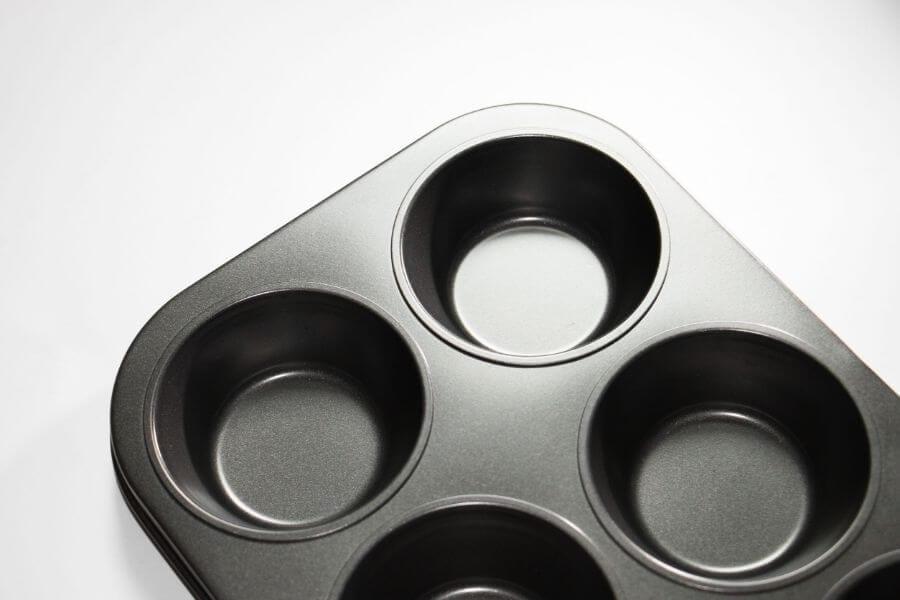 Metal Cupcake Tray