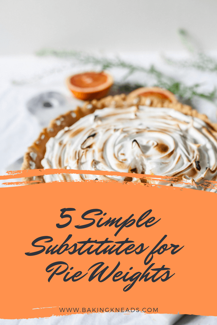 5 Simple Substitutes for Pie Weights