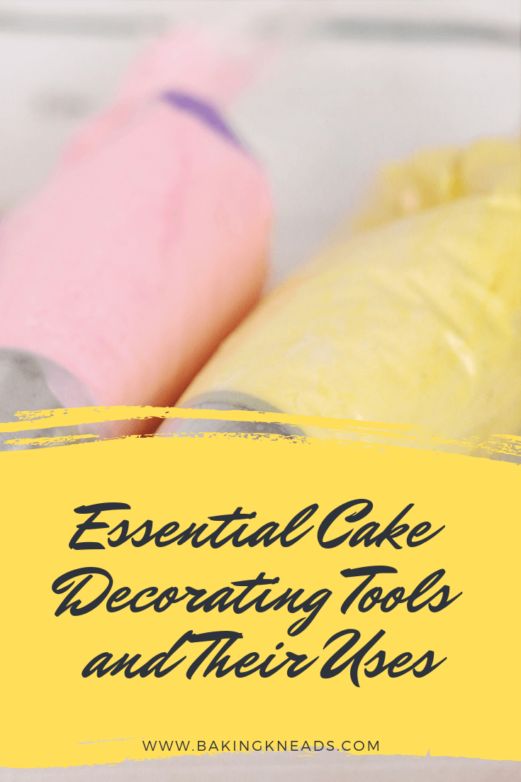 Essential Cake Decorating Tools and Their Uses