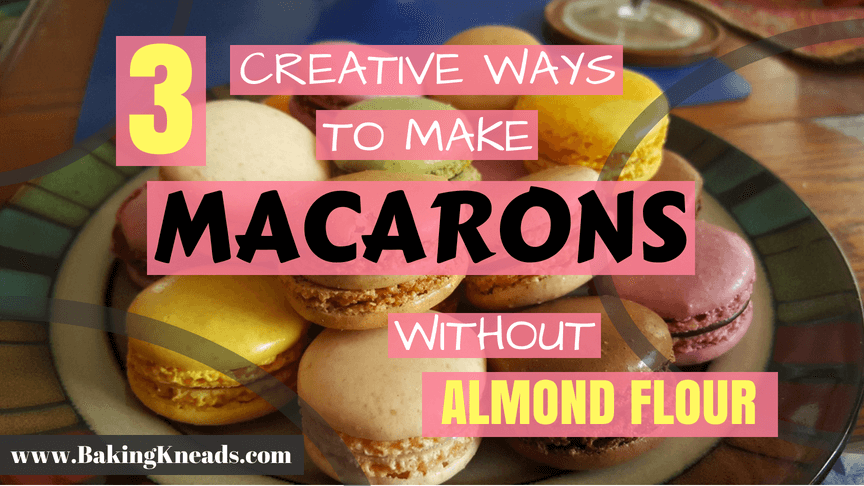 Macarons Without Almond Flour