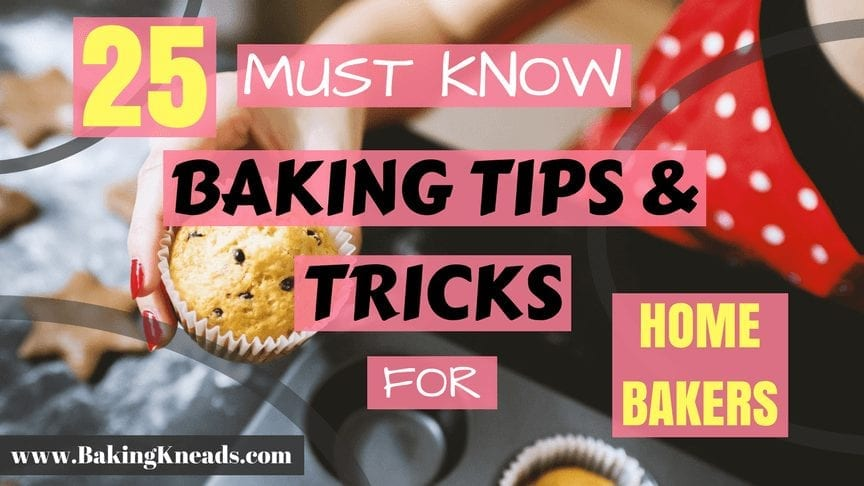 Baking Tips and Tricks for Home Bakers