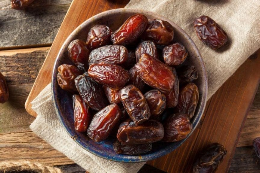Dates as a Sweetener