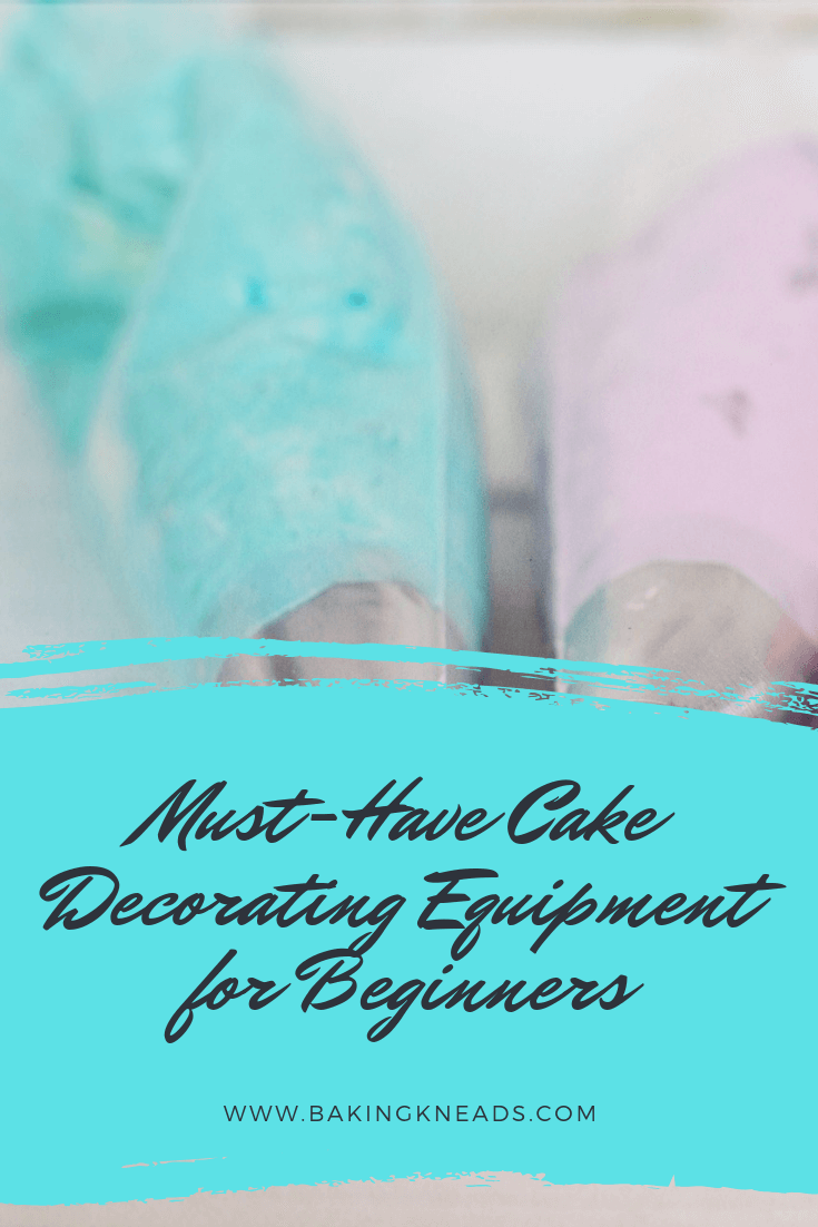 Must-Have Cake Decorating Equipment for Beginners