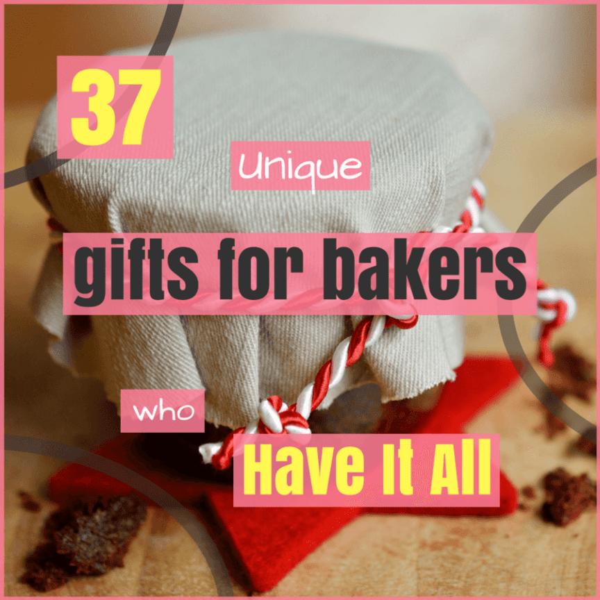 Unique Baking Gifts
