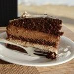 Moist Slice of Cake