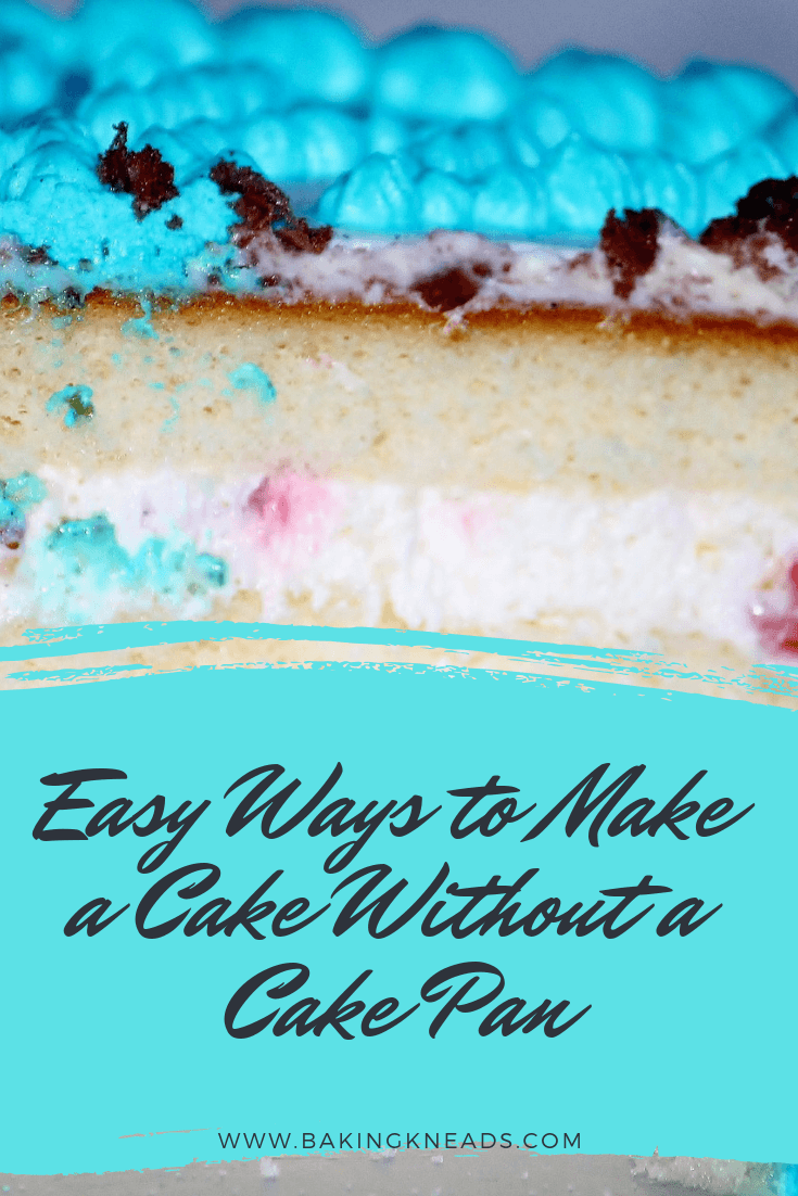 Easy Ways to Make a Cake Without a Cake Pan