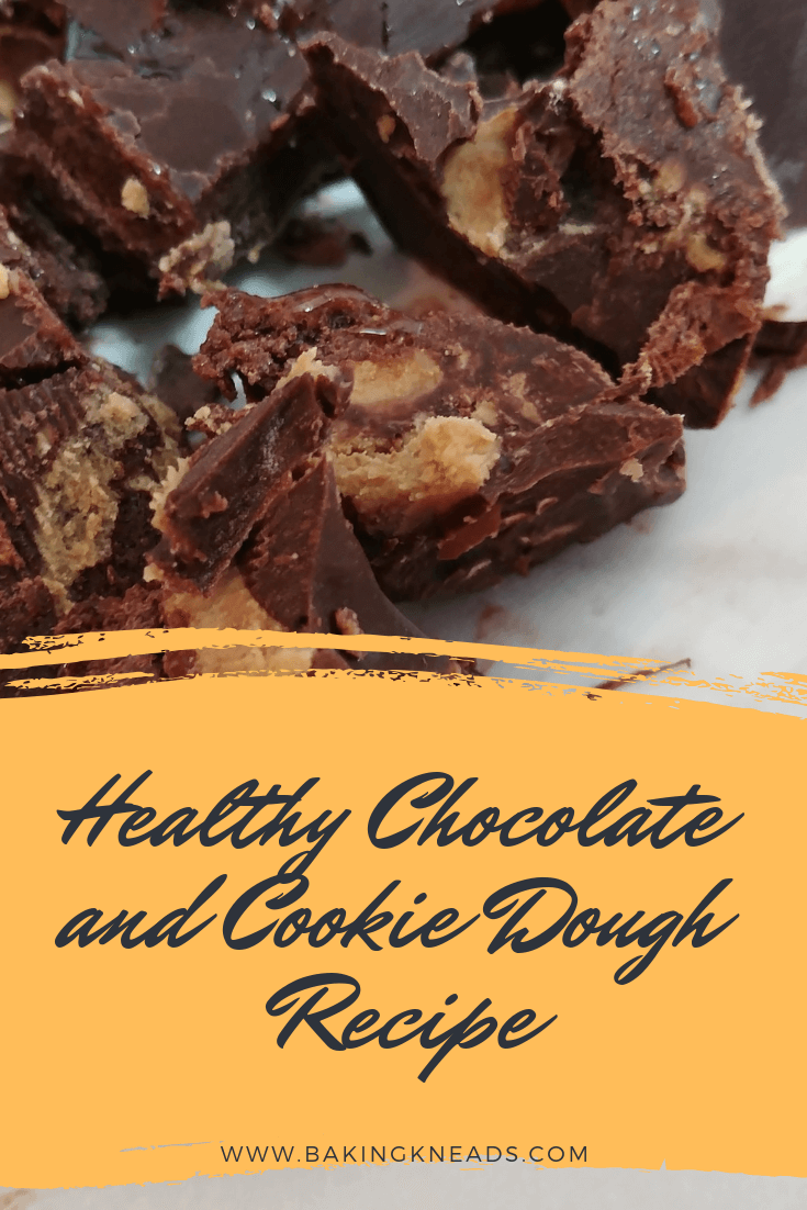 Healthy Chocolate and Cookie Dough Recipe