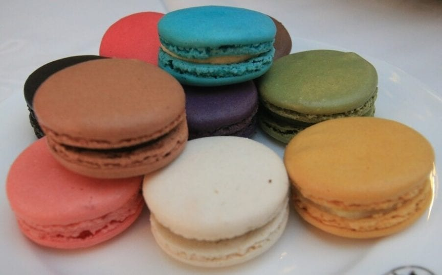 Macarons Without an Oven