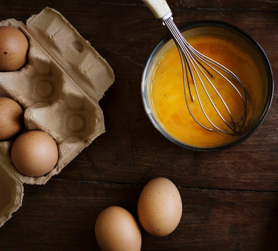 Beaten Egg