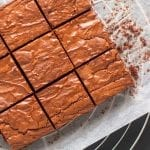 Cleanly-Cut Brownies