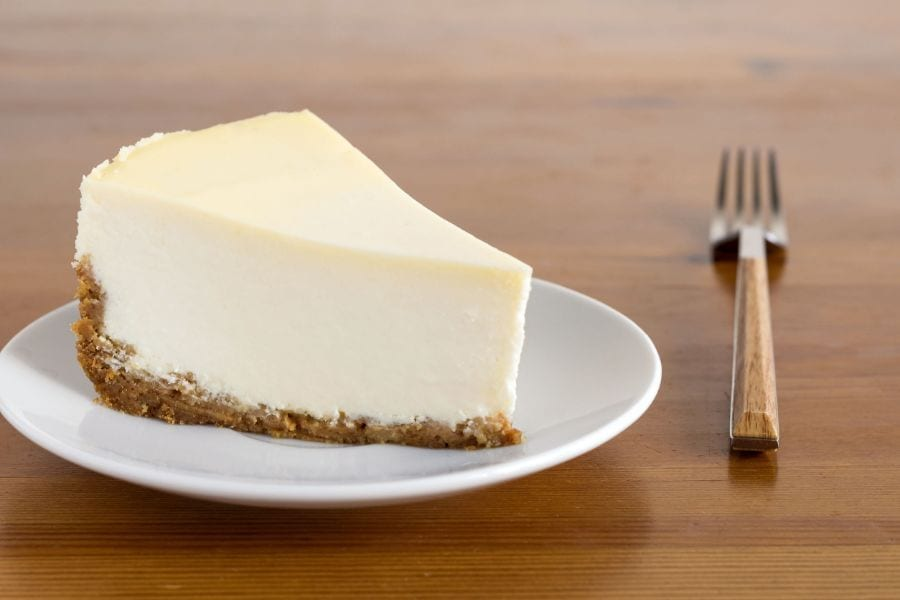 How to Thicken a No-Bake Cheesecake