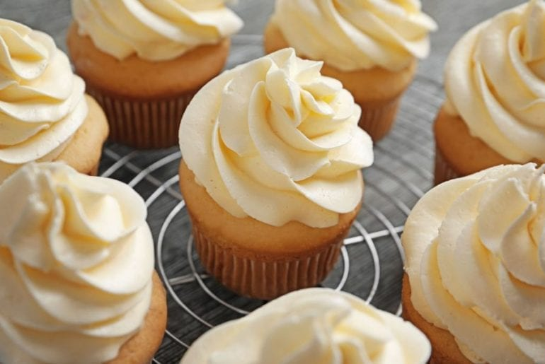 Fluffy Cupcakes