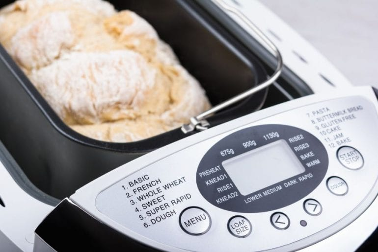 Bread in Bread Machine