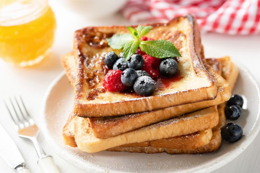 How to Make French Toast (Without Cinnamon)
